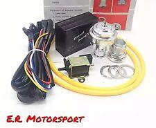 Valvola Pop Off elettronica scarico esterno Extreme Racing motori Turbodiesel