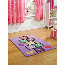 Polyester Rectangle Children's Rugs