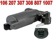 Peugeot 106 207 307 308 807 1007 Twin Outlet Washer Pump