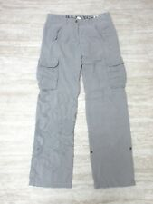 NEW Da-Nang Women's Pants Pockets Embroidered CASTLEROCK RSS2551792 Size: LARGE
