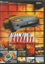 Allarme per Cobra 11 (PC, 2006) - COMPLETO-OTTIME CONDIZIONI