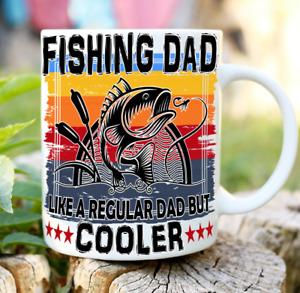 Mug Fishing Mug Fishing Dad Mug
