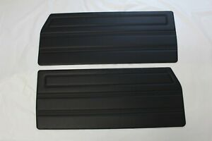 PAIR OF FORD ESCORT MK1 MEXICO/RS2000 FRONT DOOR PANELS