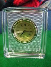 Great Lenox Mantel/Desk Quartz Clock-Made in Usa