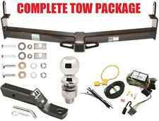1997-2001 MERCURY MOUNTAINEER COMPLETE TRAILER HITCH RECEIVER TOW PACKAGE ~ NEW