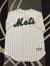 New York Mets Majestic Memorial Day Cool Base Jersey White Mens NY Large MLB USA