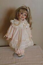Hamilton Collection Porcelain Doll, Heather by Joke Grobben
