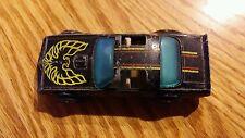 Hot Wheels Pontiac Firebird Trans-Am Hot Bird Hong Kong 1977 Smokey & The Bandit