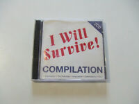 I Will Survive! Compilation - CD 2 (DOPPIO) Audio Compilation Stampa OLANDA 2008