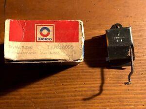 NOS GM Delco 1966 Oldsmobile 442 Toronado 330-400-425 Choke Stat Coil Thermostat
