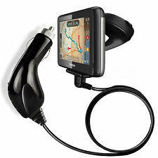 CAR CHARGER FOR TOMTOM TOMTOM XL XXL CLASSIC -  STRAIGHT CABLE 1.5 AMP