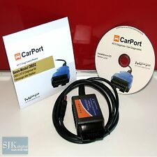 OBD2 CAN-BUS Diagnose Interface für fast alle KFZ + Carport Basis Software +++