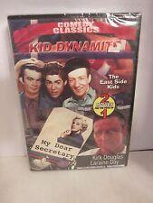 Kid Dynamite: The East Side Kids/My Dear Secretary (DVD) **BRAND NEW**