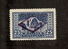 Scott # 161 Albania Mint Hinged CatVal=$16.25