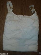 Maglie bianco per l'allattamento
