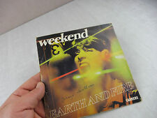 Vinyle 45 tours, Earth and Fire, Weekend, 49624