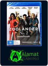 Zoolander 2 (Blu-ray) Brand New Sealed - Ben Stiller - Owen Wilson - Region B