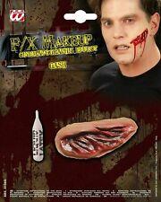 Halloween Gash Makeup Scars Wound horror Fancy Dress Accessory- gash