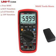 Uni T Ut139e True Rms Digital Multimeter Lcd Auto Dmm Lpf Loz Ncv Testfree Bag