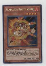 2012 Yu-Gi-Oh! Ra Yellow #RYMP-EN096 Gladiator Beast Laquari YuGiOh Card 0a1