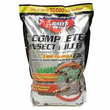 Lawn Insecticide Kills Grubs Ants Fleas Ticks Crickets Bayer Insect Killer 10 Lb