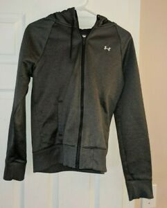 Woman's Under Armour Fleece Lined Jacket Size Small/Petite