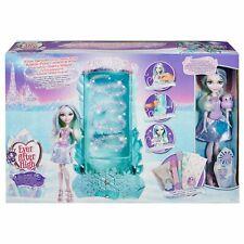 Ever After High Glitter Epic Winter Sparklizer & Crystal Winter Doll set bnib
