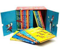 The Wonderful World of Dr. Seuss 20 Books Box Hard Cover Kids Gift Set Pack New