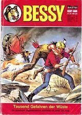 Bessy Nr. 151 - Tausend Gefahren der Wüste
