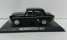 MOSKVITCH 407 LEGENDARY BALKAN CARS DEAGOSTINI IXO 1/43