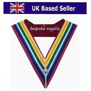 MASONIC REGALIA- Royal Ark Mariner (RAM) Officers Collar BRAND NEW