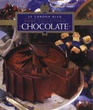 Le Cordon Bleu Home Collection: Chocolate Vol. 8 by Le Cordon Bleu (1998, HC)