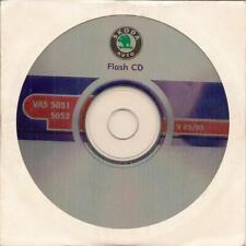Skoda Flasch CD V05/05 VAS 5051 VAS5052