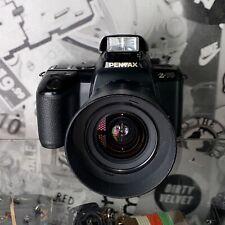 PENTAX Z-70 35mm SLR Camera built In Flash + Tamron 28-80mm 1:3.5-5.6 Lens Lomo