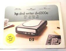 HP External Writer DVD dvd300e 300e Great condition !!