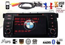 Autoradio GPS BT DVD USB CAMERA  BMW SERIE 3 E46 (1998-2006)