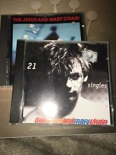 The Jesus And Mary Chain –2 CD Bundle Darklands and 21 Singles