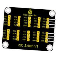 Keyestudio Arduino I2C Expansion Shield KS0392 MEGA I2C Communication