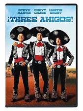 Three Amigos - Brand New Sealed - Steve Martin, Chevy Chase, Martin Short - NEW
