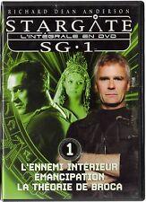 STARGATE SG1 - Intégrale Kiosque - DVD N°1 - Saison 1 - Episode 3 à 5
