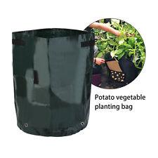 Woven Fabric Bags Potato Cultivation Planting Garden Pots Vegetable Bag PE ob