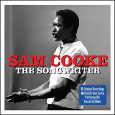 Sam Cooke THE SONGWRITER Best Of 40 Original Recordings COLLECTION New 2 CD