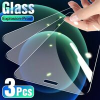 For iPhone 12 Pro Max Mini 11 X XS XR 6 6S 7 8 + Tempered Glass Screen Protector