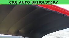 Holden Torana LH LX UC BLACK headlining Rooflining vinyl NEW READY TO FIT