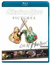 Status Quo - Pictures - Live At Montreux 2009 (Blu-ray, 2013)