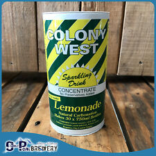 Colony West Lemonaide - Home Brew / Grainfather / Keg / Starsan