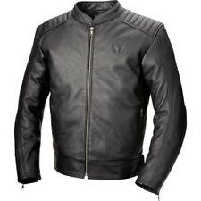 Lederjacke, Größe M, schwarz, Büffelleder, Leder Jacke, Motorrad, neuwertig