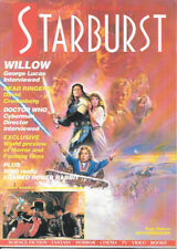 Starburst 125 (1989) Roger Rabbit, George Lucas & David Cronenberg interviews