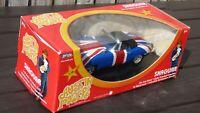 1:18 Jaguar Shaguar E Type From The Film Austin Powers Rare Toy Car Shagadelic