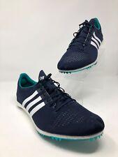 New Adidas Adizero Avanti Boost Track Shoe Af5635 Men's Sz 13 w/ Spikes + Wrench